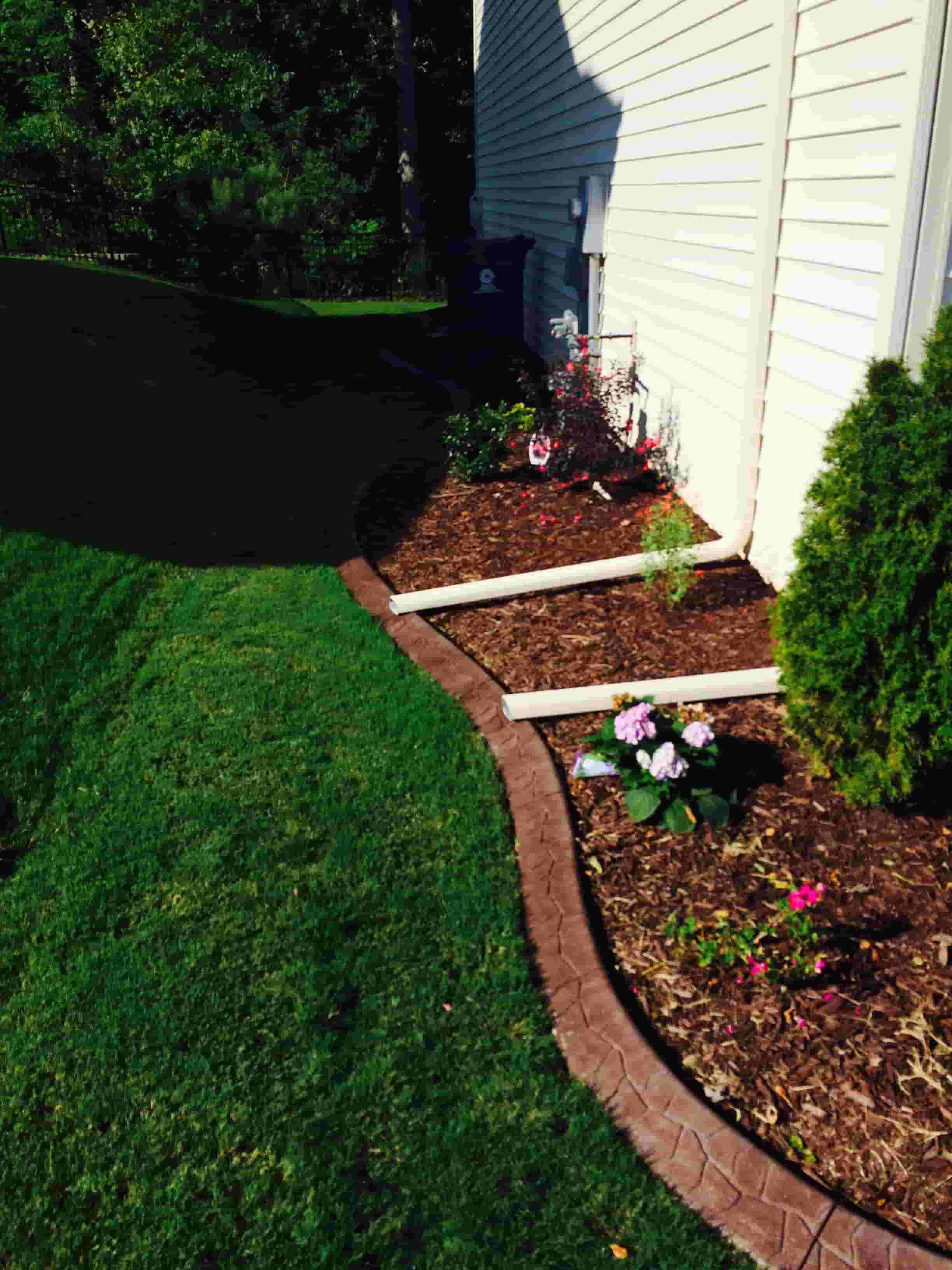 Custom Concrete Curbing And Overlays Carolina Custom Curbing